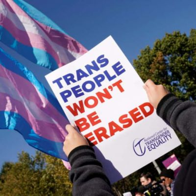 Transgender Americans Have a Message for Trump: We Won't Be Erase...
