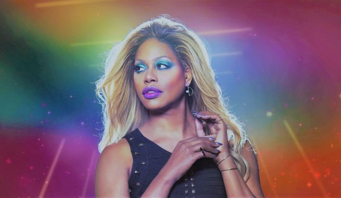 Laverne Cox Bright Star and Transgender Activist