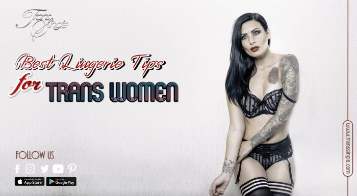 Are You Having Trouble Finding the Perfect Lingerie as a Trans Woman?