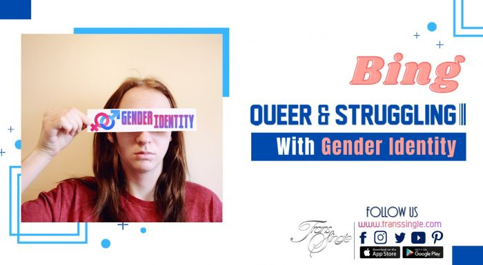 Being Queer and Struggling with Gender Identity